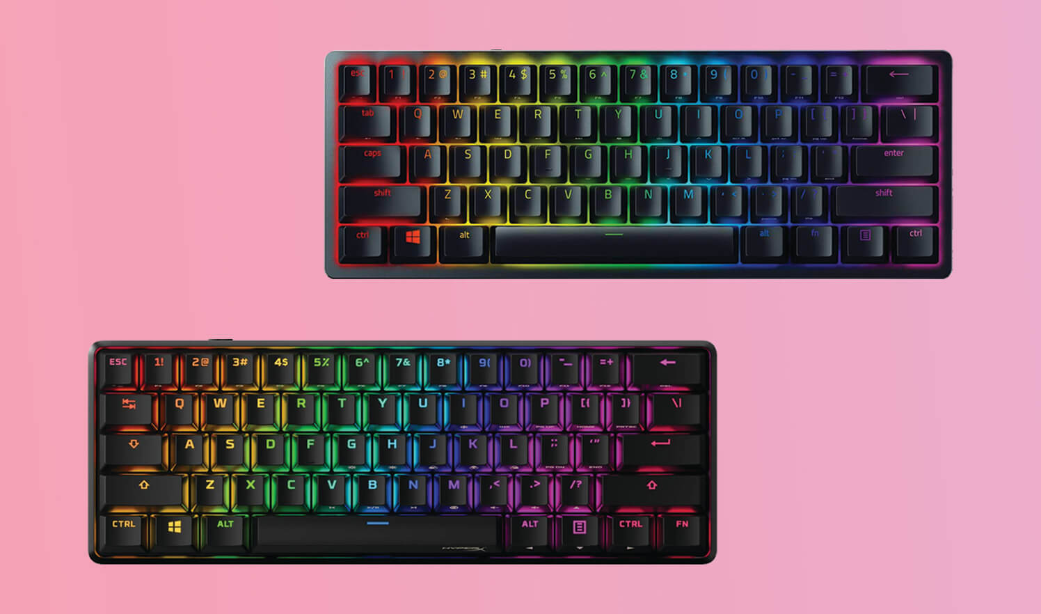 Best 60% Keyboards for Gaming