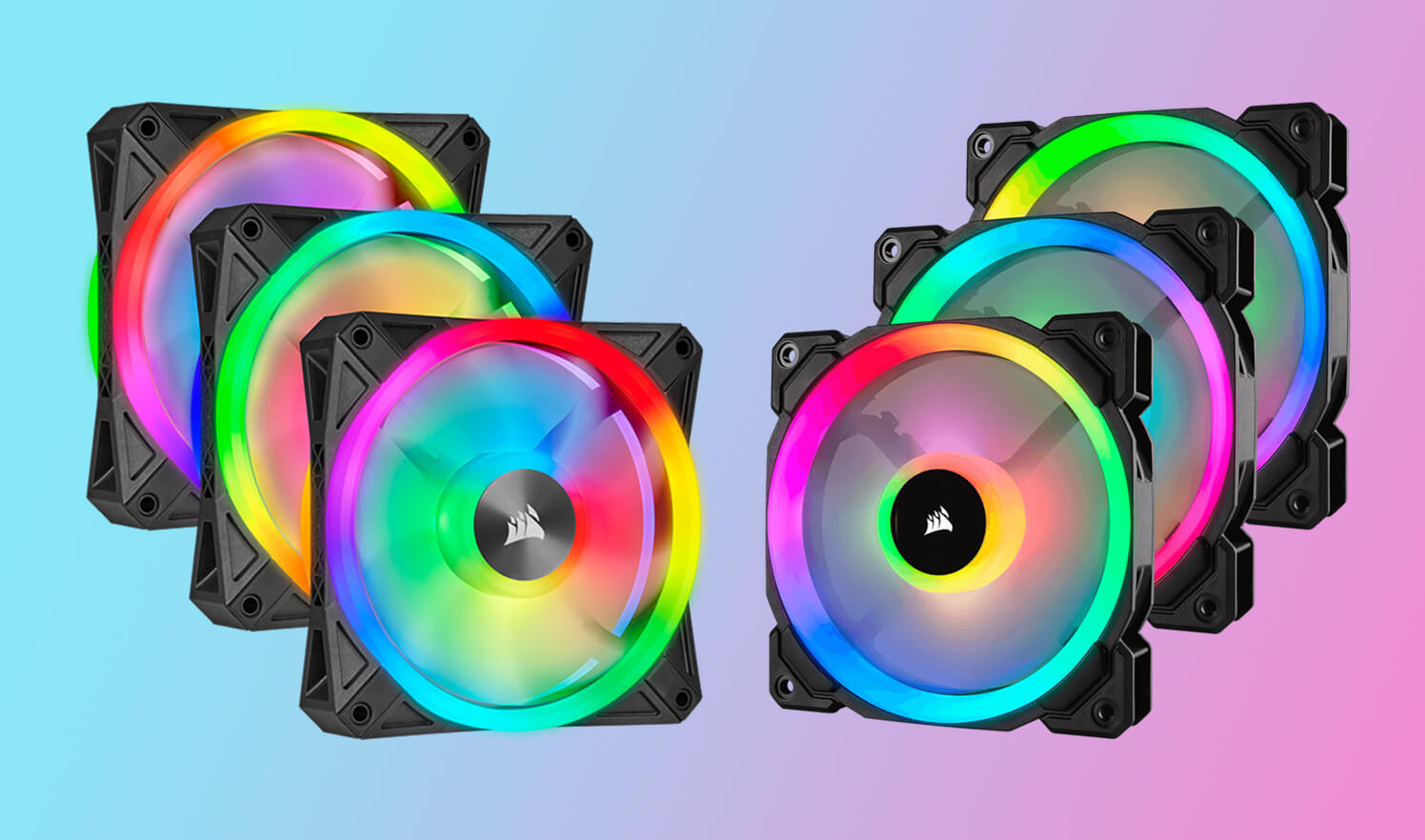 Best PC Fans: RGB, Strong and Quiet Case Fans