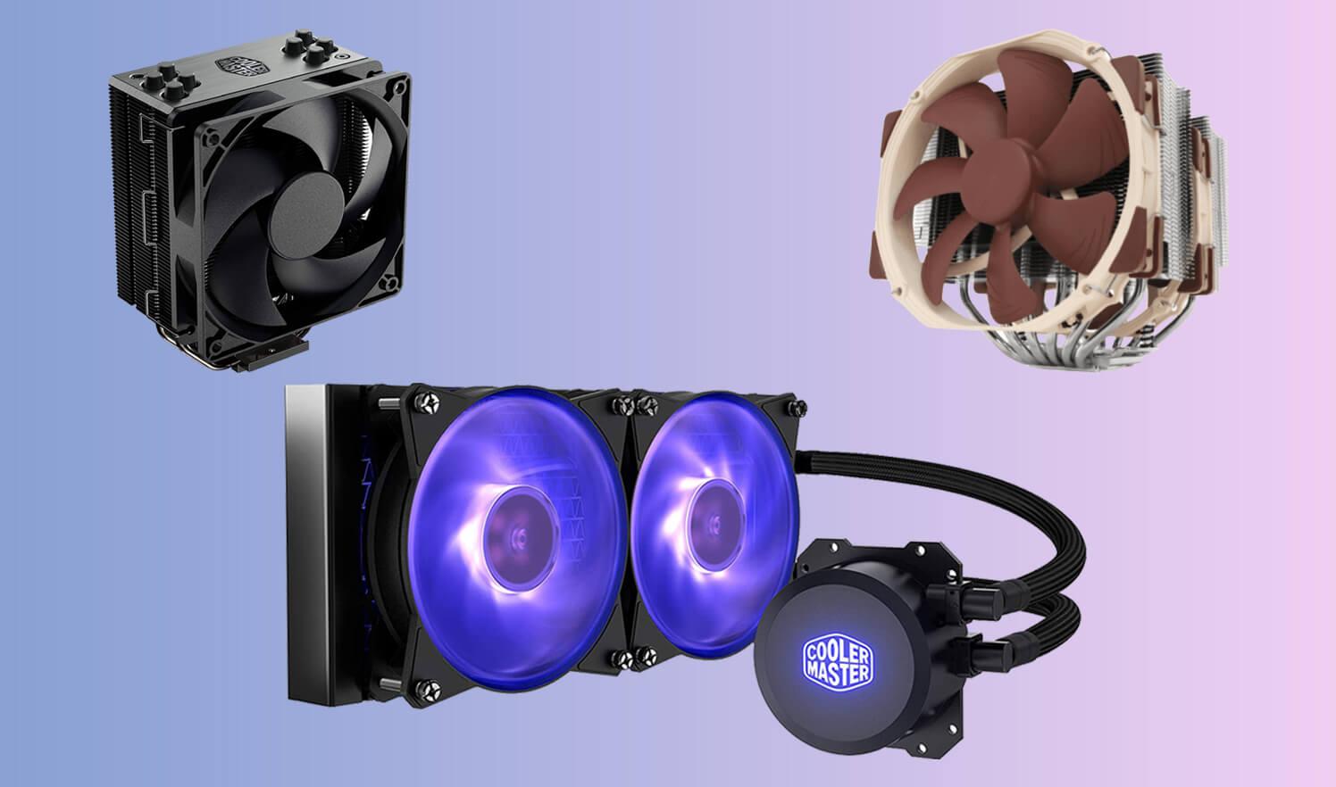 Best CPU Coolers For i7 8700k (Air & Liquid)