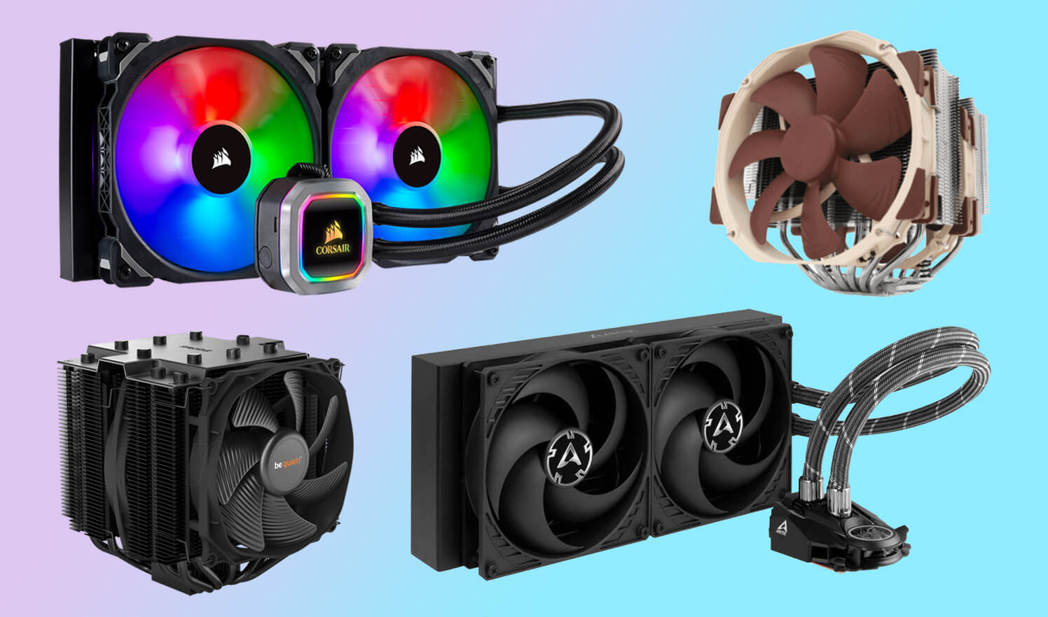 Best CPU Coolers for Ryzen 9 5900X