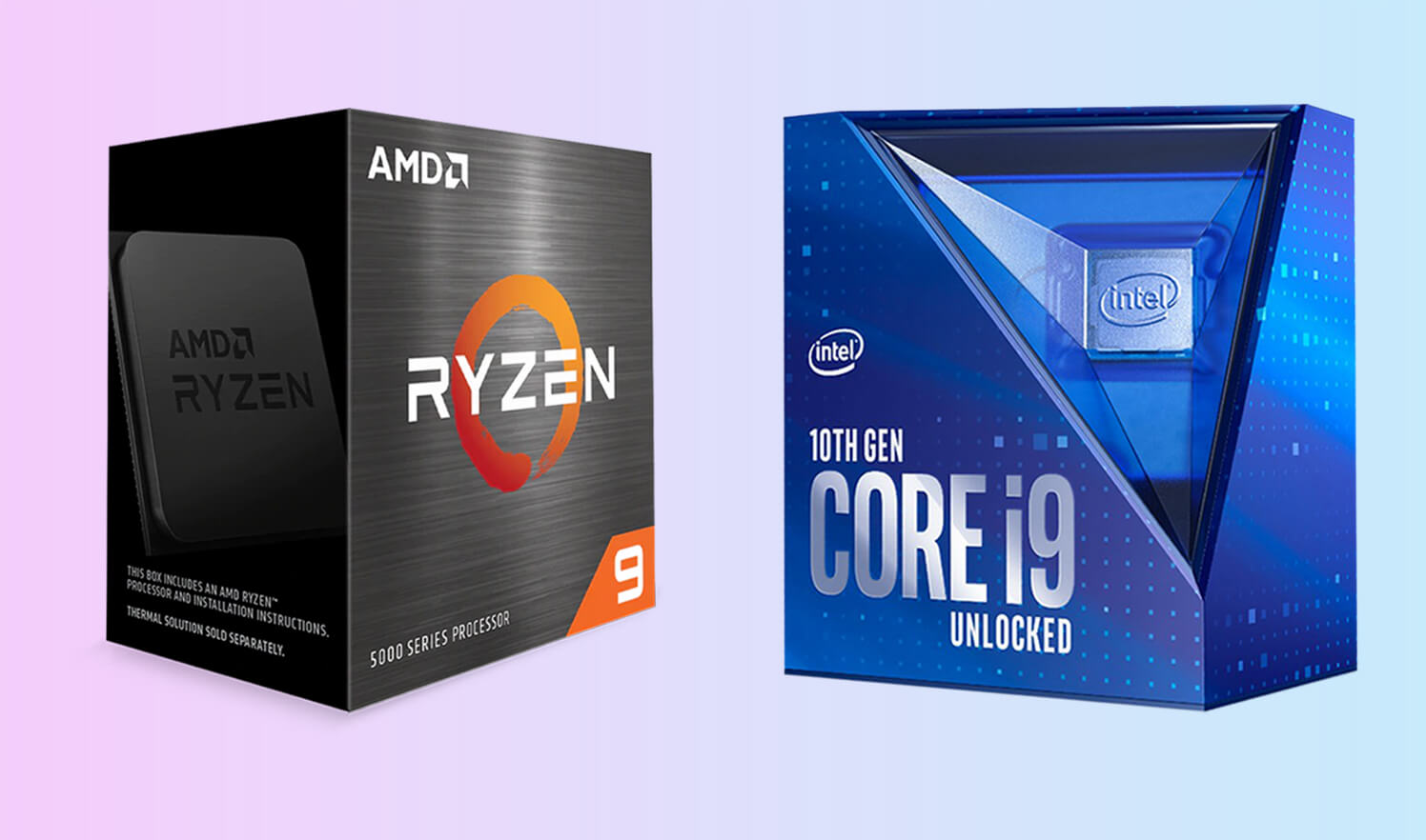 Best CPUs for RTX 3080