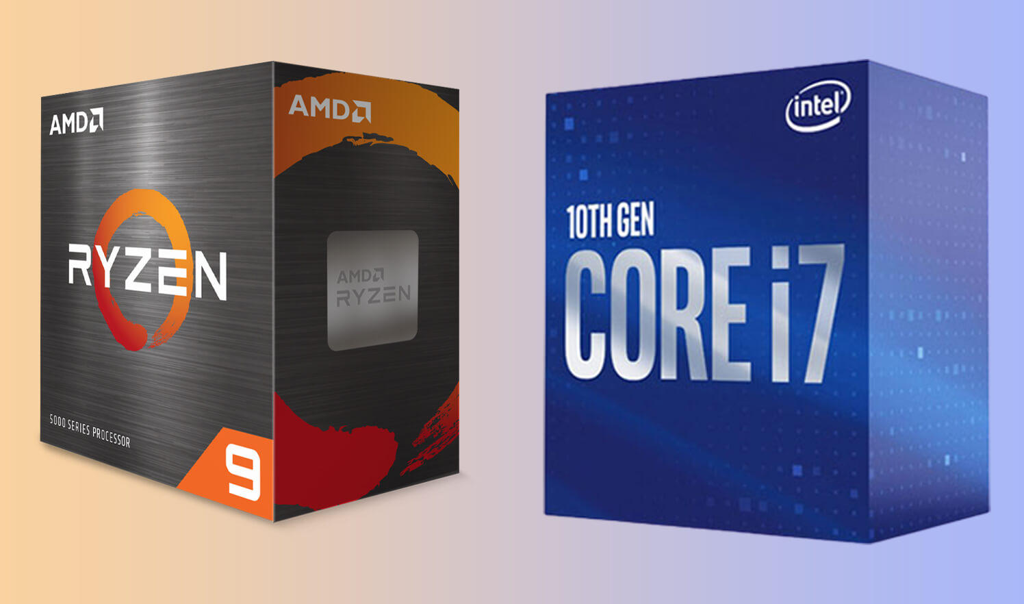 Best CPUs for RX 6700