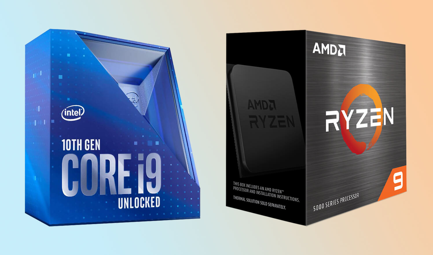 Best CPUs for RX 6900