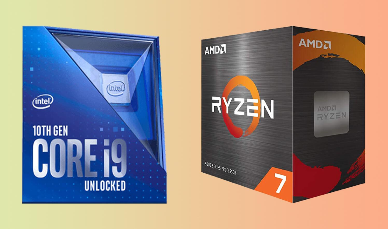 Best CPUs of 2021