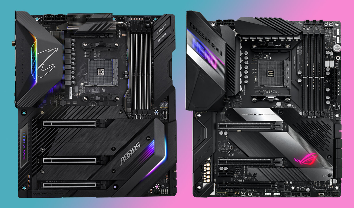 best motherboards for RX 6700 XT