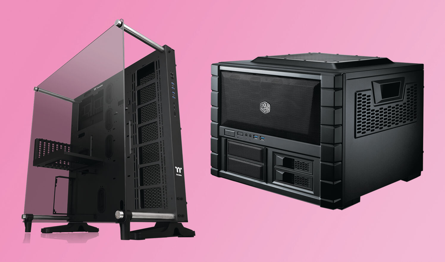 Best Horizontal PC Cases for Your Gaming RIG