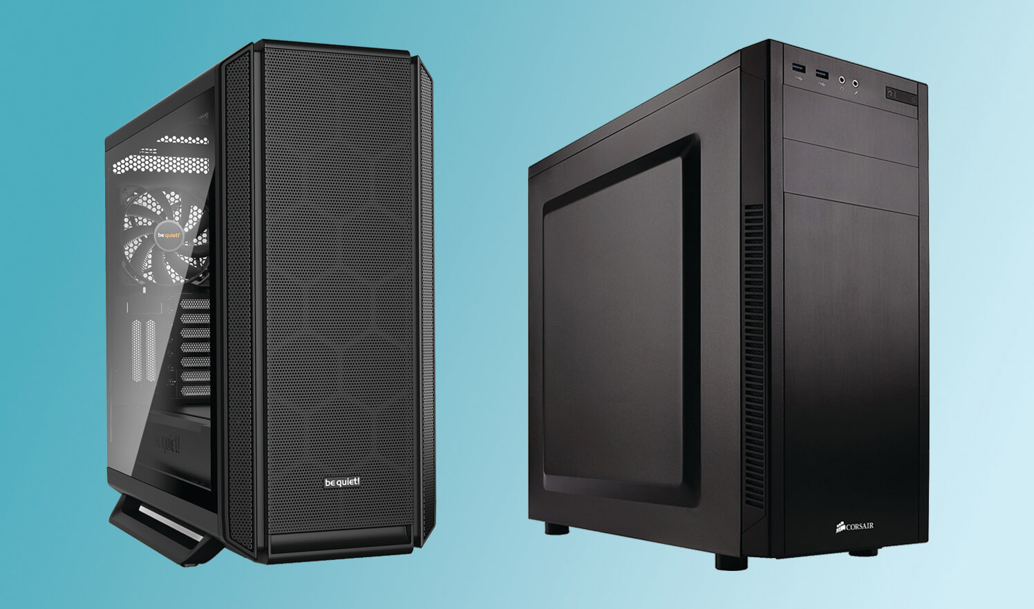Best Quiet PC Cases for Ultra-Silent PC Builds